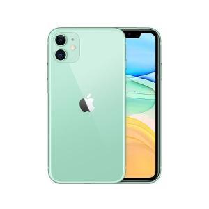 SIMフリー Apple iPhone 11 デュアルSIM 128GB LTE (緑) 香港スペッ...