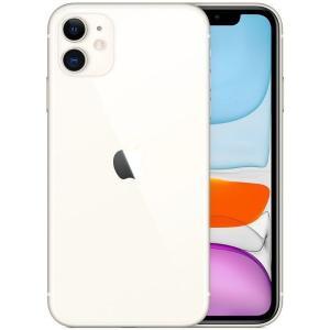 SIMフリー Apple iPhone 11 デュアルSIM 128GB LTE (白) 香港スペッ...