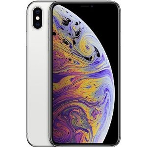 SIMフリー Apple iPhone XS Max Dual Sim 64GB (シルバー) 香港...