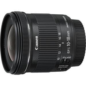 Canon 超広角ズームレンズ EF-S10-18mm F4.5-5.6 IS STM