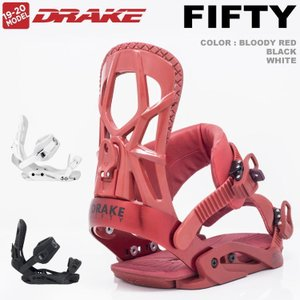 18-19 DRAKE (ドレイク) FIFTY (ビンディ...