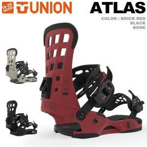 [ブランド] UNION BINDING (ユニオン) [モデル名] ATLAS [カラー] Bla...