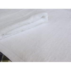 綿/竹混紡 バスタオル 白 120本セット 抗菌・防臭 SEK水色相当品|misugido