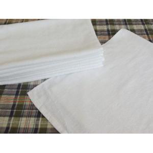 綿/竹混紡 フェイスタオル 白 12本セット 抗菌・防臭 SEK水色相当品|misugido