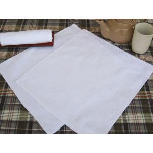 100匁白平織 28×32 1200枚セット ベトナム製 業務用 おしぼり  misugido