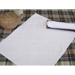 120匁白平織 1200枚セット おしぼり ベトナム製 業務用  misugido