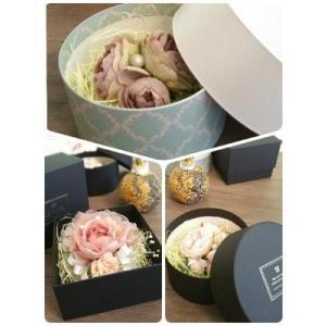 祝!ヤフー店オープン♪コサージュケース プレゼント用 化粧箱 ご贈答 ギフト 贈り物|misuzu1187