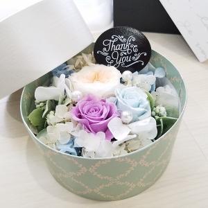 【送料無料】フラワーギフト プリザーブド 母の日 バレンタインデー お見舞い 誕生日(pri_arrange10)|misuzu1187