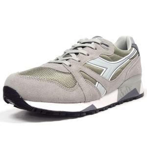 diadora N.9000 NYL GRY/WHT (160827-C5746) mita-sneakers