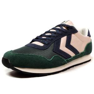 hummel REFLEX NYHAVN GRN/BGE/NVY (HM63992-1020) mita-sneakers