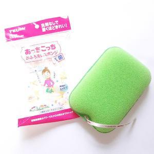 おふろ洗いスポンジあっちこっちふきんシリーズメーカー取寄せ商品|mitaka-japan