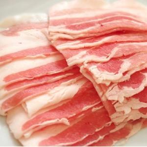 【冷凍】四万十こめ豚王 バラ肉 しゃぶしゃぶ 300g 真空|mitaniya