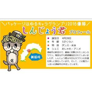 【常温】しんじょう君の鍋焼きラーメン 5食×6袋|mitaniya|05