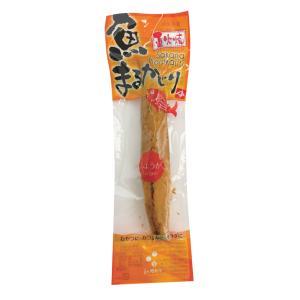 国産 鰹(かつお) 使用 生節 魚(いよ)まるかじり しょうが味 1本入|mitaniya|02