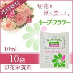 切花栄養剤/切花延命剤 キープ・フラワー 小袋...の関連商品1