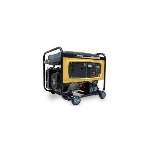 KIPOR/キポー オープン型 ガソリンエンジン発電機 KGE5.5E3Ph【50Hzモデル】 KGE5.5E3Ph50HZ mitene