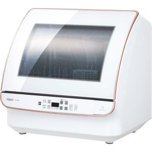 【新品・在庫あり】ADW-GM2 ●AQUA(アクア) 食器洗い機(送風乾燥機能付き)【送料無料(沖...