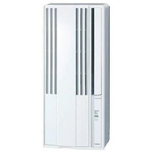 ■CORONA(コロナ)窓用エアコン(冷房専用・おもに4.5〜7畳用)シェルホワイト CW-1619-WS 【送料無料(沖縄・離島除く)】|mitene