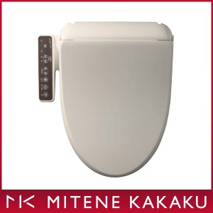 【新品・在庫あり】INAX 【日本製で2年保証&キレイ便座・脱臭機能の貯湯式】 温水洗浄便座 シャワートイレ RGシリーズ オフホワイト CW-RG2/BN8 mitene