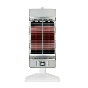 【新品・在庫あり】■コロナ(CORONA)  DH-1215R-SS 遠赤外線電気ストーブ「コアヒート」(省エネセンサー搭載) シャンパンシルバー