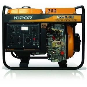 【新品★送料無料・(沖縄、離島除く) 】 KIPOR ディーゼルエンジン発電機 KDE3.3E(60Hzモデル) 西日本地域専用 KDE33E-60HZ mitene
