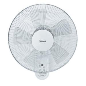 ■TEKNOS(テクノス)40cm壁掛けフルリモコン扇風機[ホワイト]KI-W478R 【送料無料(沖縄・離島除く)】|見てね価格 PayPayモール店