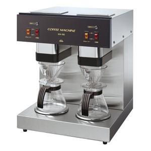 【新品・送料無料・メーカー直送】■[カリタ/Kalita]【業務用】KW-102 電動コーヒーメーカー(1〜4杯分) 1〜4杯専用でロスのない抽出が可能|mitene