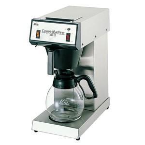 【新品・送料無料】■[カリタ/Kalita]【業務用】コーヒー ドリップマシン KW-12【15カップ用】|mitene