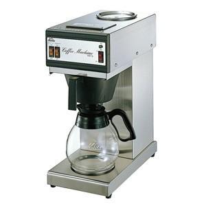 【新品・送料無料】■カリタ/Kalita【業務用】電動コーヒーメーカー(約15杯分) 省スペース ステンレスタイプ KW-15 スタンダード型 KW-15-S【15カップ用】|mitene