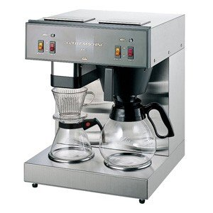 【新品・送料無料】■[カリタ/Kalita]【業務用】コーヒーメーカー 1〜15カップ用 KW-17【15カップ用】|mitene