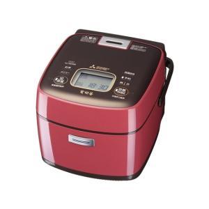 三菱電機 IHジャー炊飯器 (3.5合炊き) 備長炭 炭炊釜 NJ-SE068-P [ラズベリーピンク]/在庫即納/送料無料!(沖縄、離島除く)|mitene