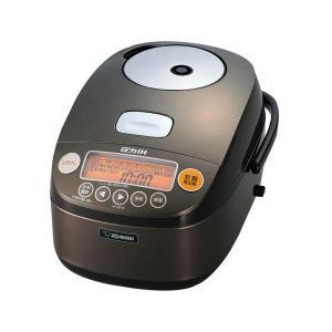 【新品・在庫あり】NP-BE10-TD ●象印 極め炊き  圧力IH炊飯器(5.5合炊き)  [ダークブラウン]  【送料無料(沖縄・離島除く)】|mitene