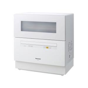 パナソニック 食器洗い乾燥機 NP-TH1-W [ホワイト]...