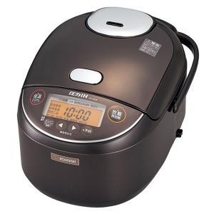 【延長保証対応】【新品・在庫限り】NP-ZG18-TD ●「極め炊き」圧力IH炊飯器 (1升炊き)] ダークブラウン【送料無料(沖縄・離島除く)】|mitene