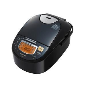 【新品・在庫あり】SR-FC107-K  ●パナソニック IH炊飯器  ステンレスブラック [5.5合炊き]  送料無料!(沖縄、離島除く)|mitene