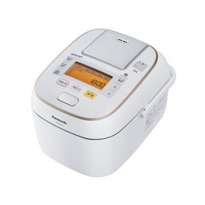 ●Wおどり炊き SR-PW106 パナソニック 可変圧力IHジャー炊飯器 5.5合/在庫即納/送料無料!(沖縄、離島除く)|mitene