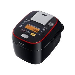 Wおどり炊き SR-SPA106 パナソニック スチーム&可変圧力IHジャー炊飯器 5.5合/在庫即納/送料無料!(沖縄、離島除く)|mitene