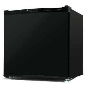 エスキュービズム 46リットル 1ドア冷蔵庫 WR-1046BK [ブラック]  一人暮らし 小型冷蔵庫 /在庫即納・送料無料!(配送は本州のみになります) mitene