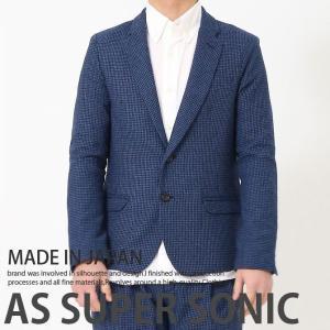 テーラードジャケット ツイードジャケット 日本製