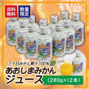 三ヶ日みかんジュース 12本入 果汁100% miti-fujikawarakuza