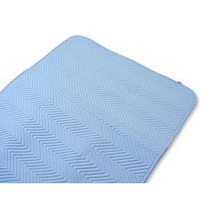 東洋紡 清潔革命 ?ベッドパット セミダブルサイズ 120x200cm|mitibata