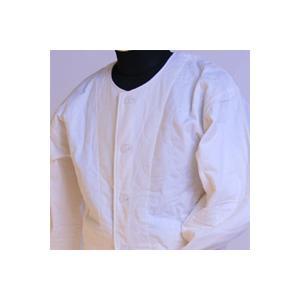 パシーマ パジャマ薄手タイプ 長袖L 男女兼用 女性サイズM 襟なし 日本製|mitibata