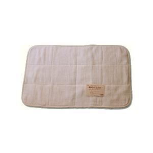 手作りの布〜和紡布(わぼうふ)〜 お風呂 和紡バスマット|mitibata