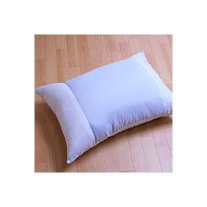 半そば枕 43x63cm ヒートエアー処理した衛生的な半そば枕|mitibata
