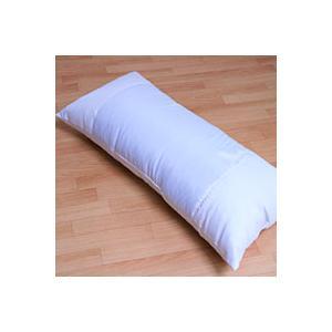半そば枕 43x90cm ヒートエアー処理した衛生的な半そば枕|mitibata