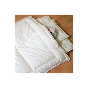 インビスタ社 クォロフィルアクア綿 掛け布団 ミニベビーベッド用 80x100cm アトピーや喘息のお子様に|mitibata