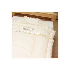 ムーンベア 洗えるベビー布団8点セット クォロフィルアクア綿 ホロフィル綿|mitibata