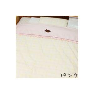 ラパン 洗えるベビー布団7点セット クォロフィルアクア綿 ホロフィル綿|mitibata