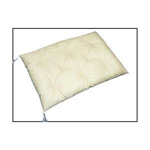 ペット用敷き布団 Mサイズ (size 60x90cm) 手作り綿わた使用オフトン ワンちゃん、ネコちゃんの為の本格的な布団です!|mitibata