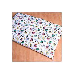 オーダーサイズ 職人手作りお昼寝掛け布団 保育園・幼稚園のお昼寝用に最適|mitibata